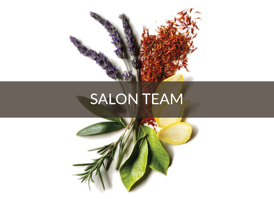 SoulFlower Salon Spa Aveda concept